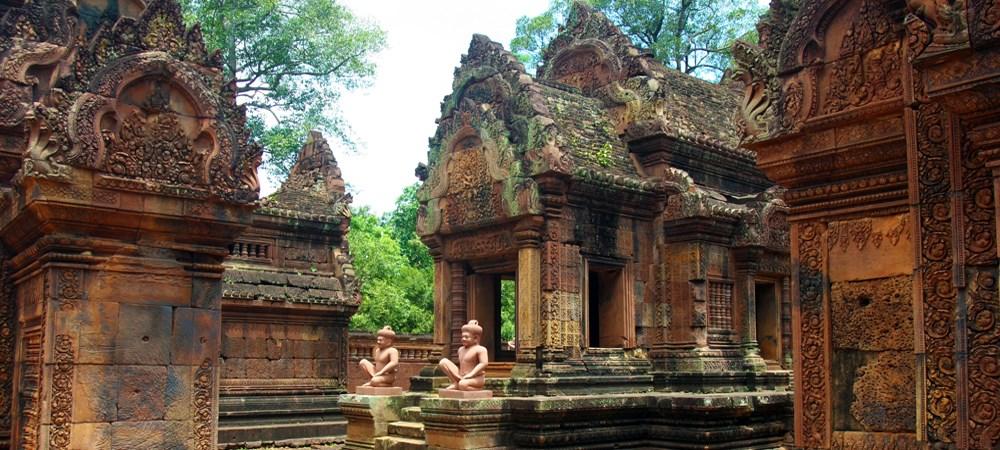 Angkor Wat, Luxury Tour Cambodia & Vietnam