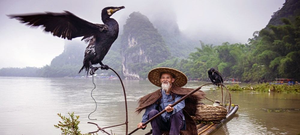 Li River, Private China Tour featuring Beijing and Guilin