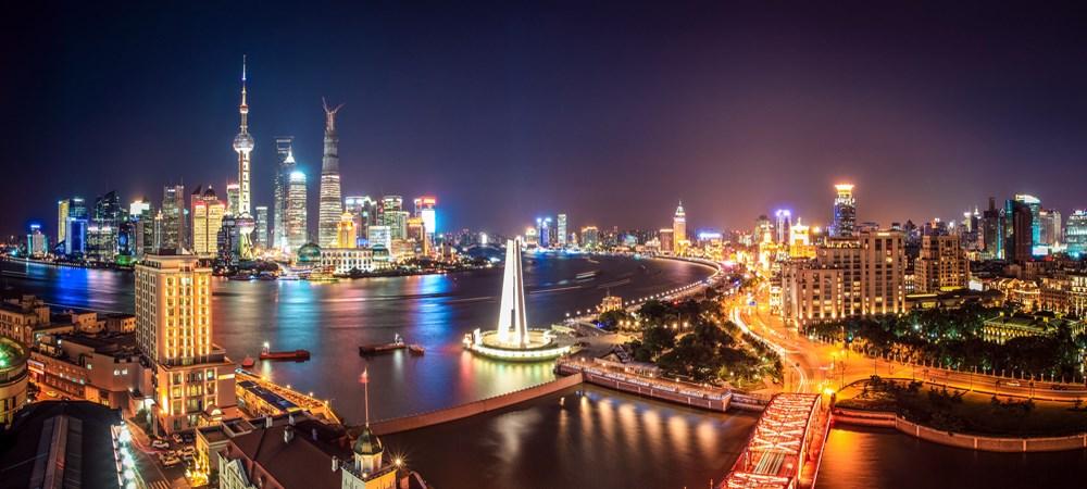 Shanghai Skyline, Luxury China Family Tour