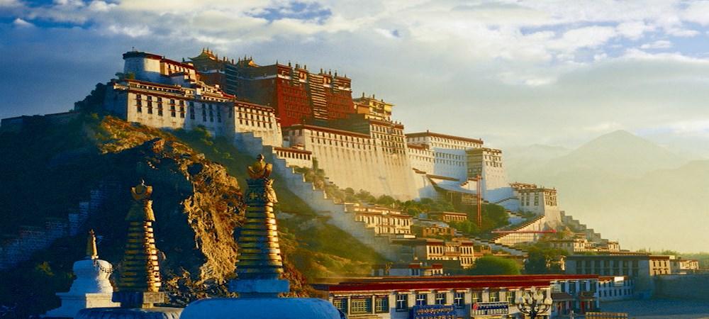 Portala Palace, Luxury Tibet Tour