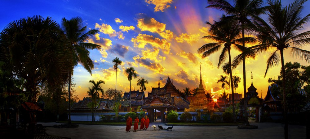 Luxury China and Thailand Tour by Explorient
