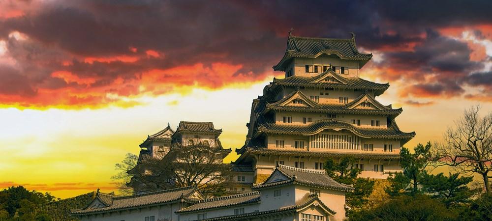 Himeji Castle, Japan Vacation Package