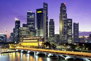 Singapore Skyline, Private Tour