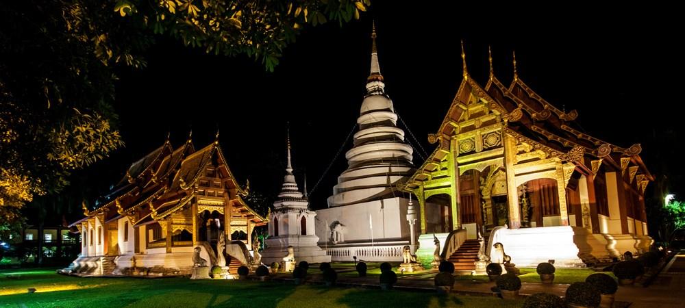 Luxury Thailand Tour Package: Bangkok, Chiang Mai