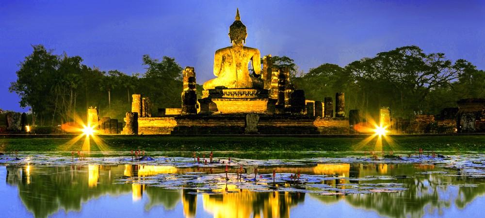 Sukhothai, Private Thailand Overland Tour