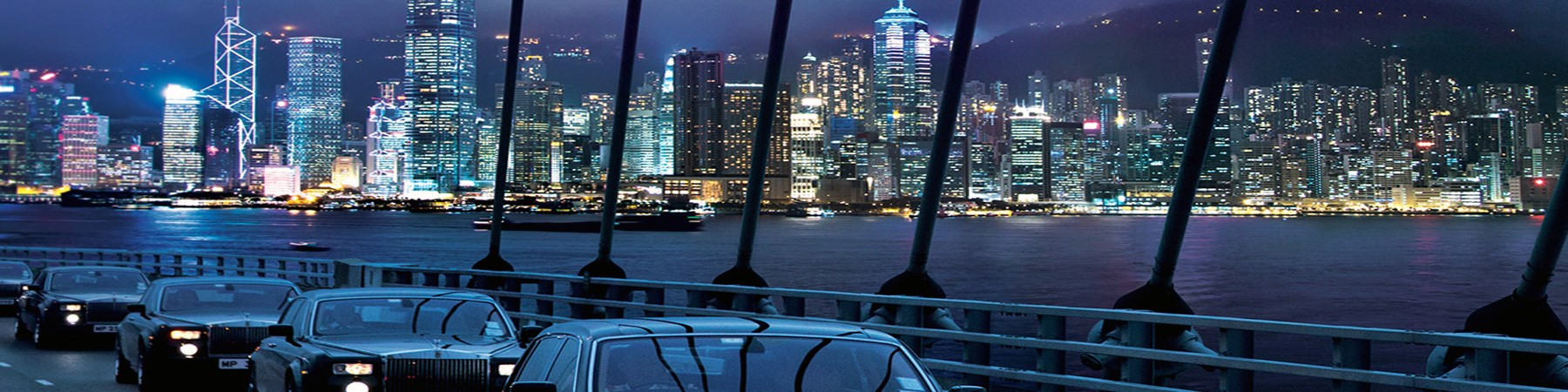 Hong Kong Luxury Travel by Peninsula Rolls Royce